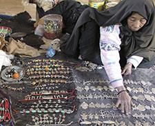 Mercadillo marroquí