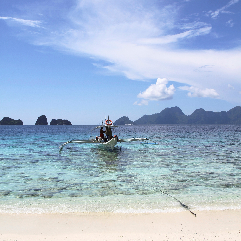 Paseos en barco a playas vírgenes