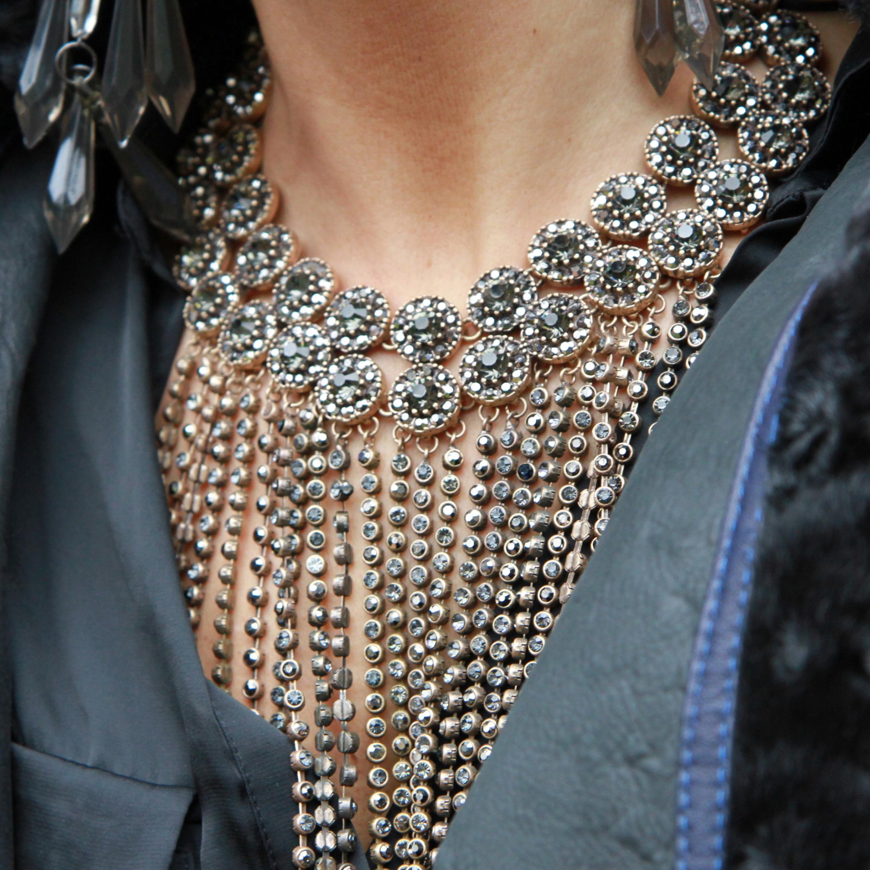 Complementos joya, collar