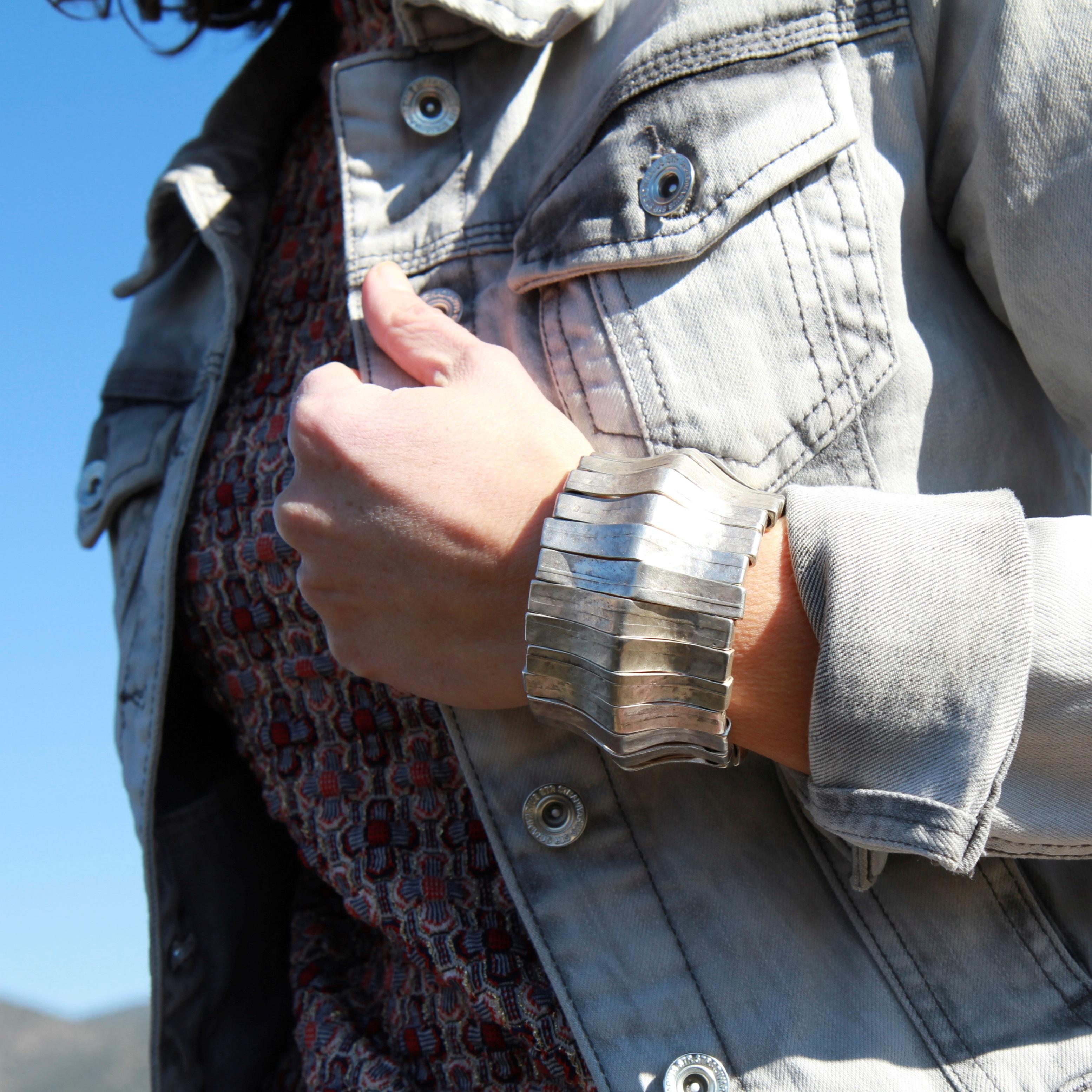 chollos de Marrakech, pulseras grandes