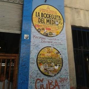 10 lugares que conocer en La Habana: la bodeguita del medio,