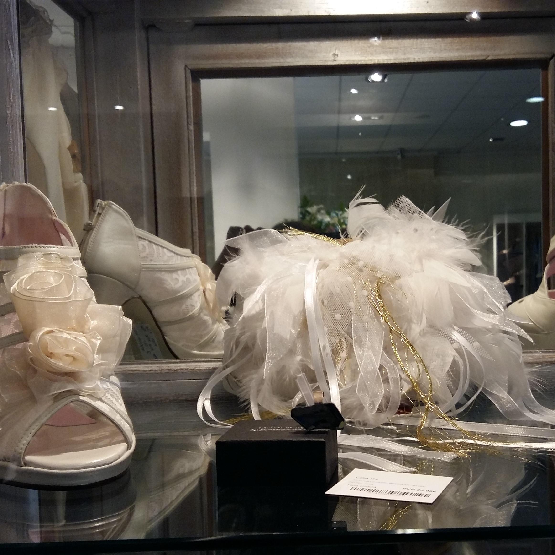 Zapatos de novia en Rebeca Sanver
