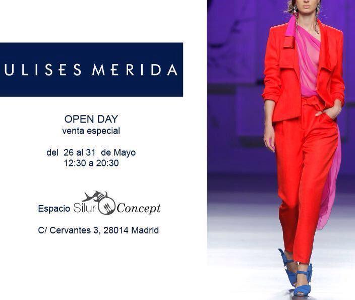 Ulises Mérida, venta especial