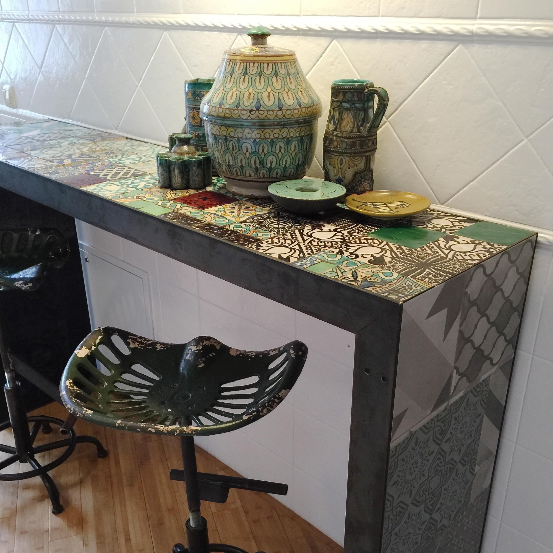mesa cocina archivos - De rastrillos y bazares