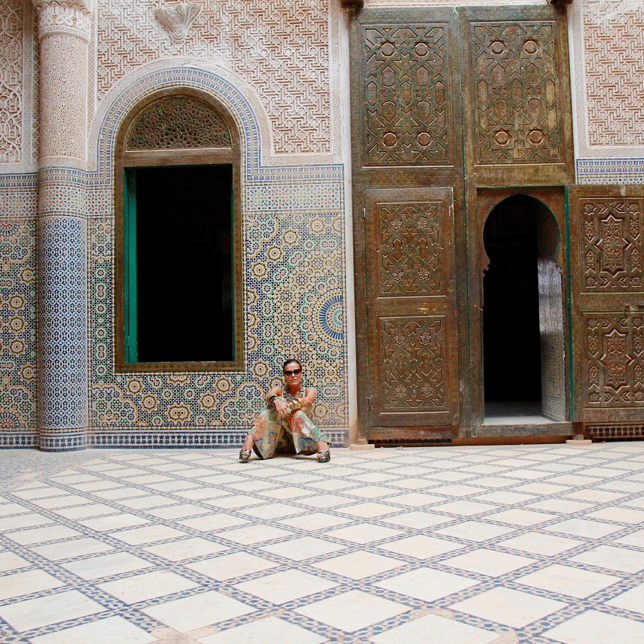 Cerámicas de Marruecos para inspirar mesa de diseño