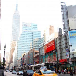 Destinos predilectos. New York