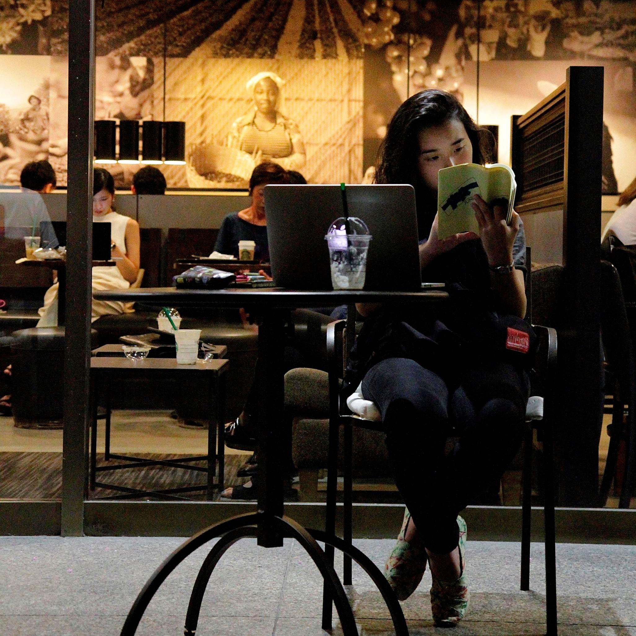 Curiosidades sobre Kyoto. Café