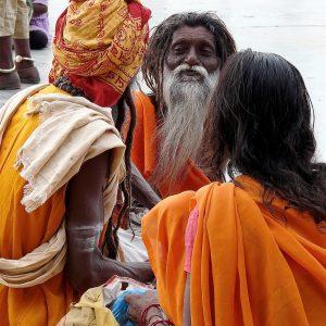Destinos preferidos. Varanasi