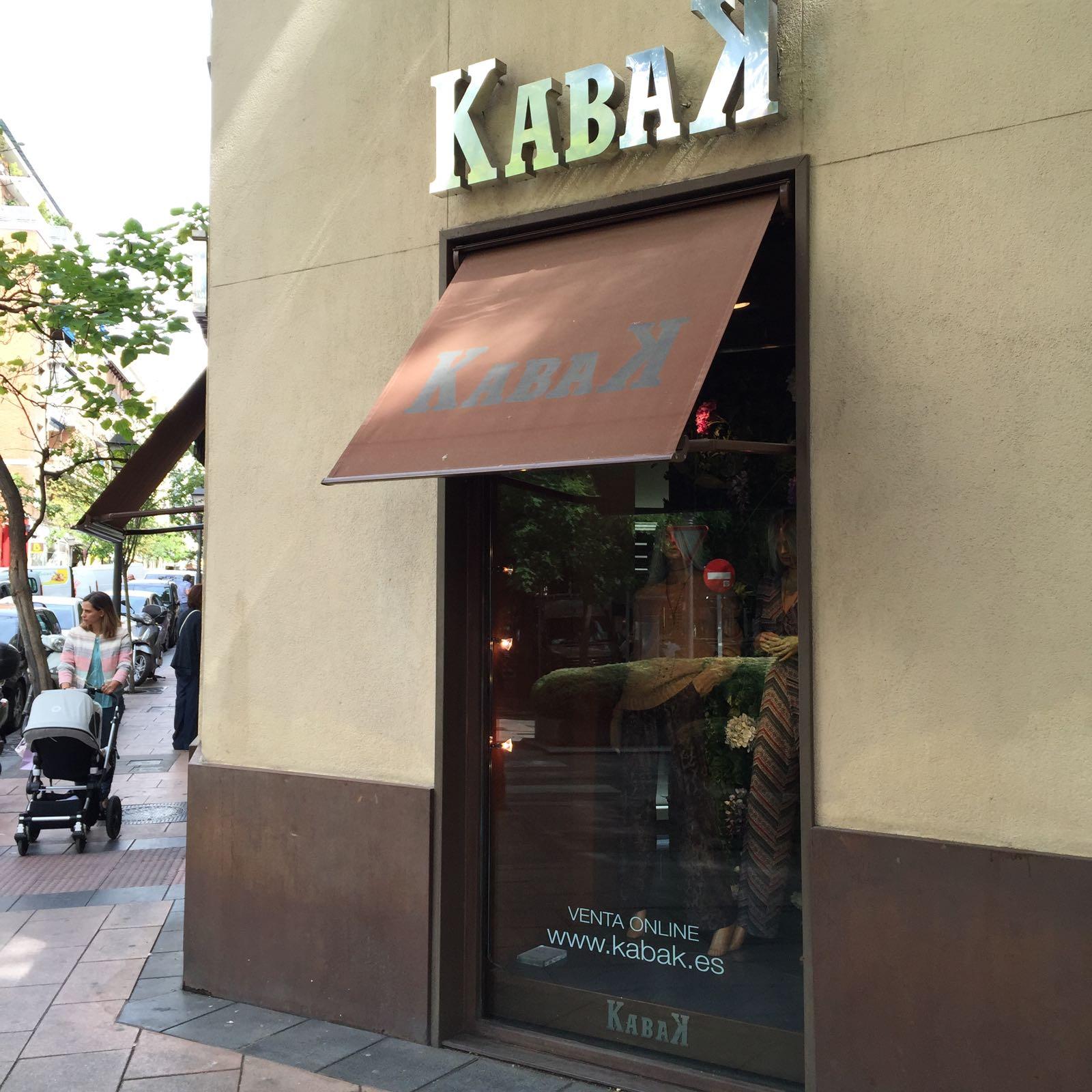 Kabak. Moda en Madrid