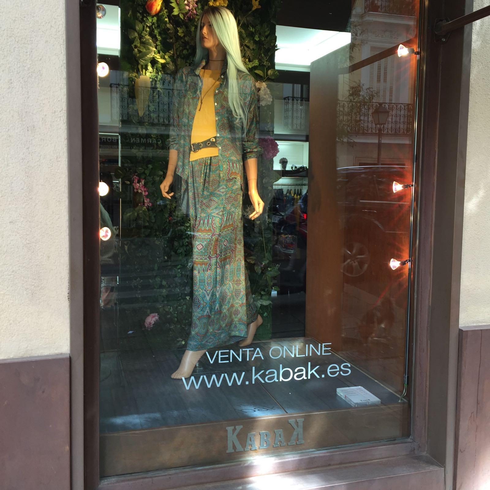 Tienda Kabak en Madrid