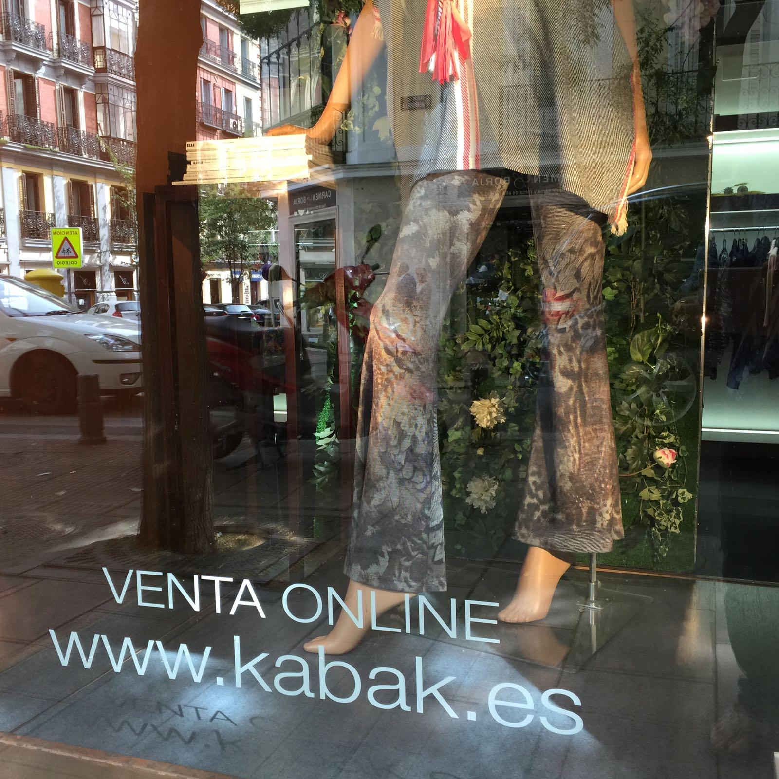 pantalones de Kabak
