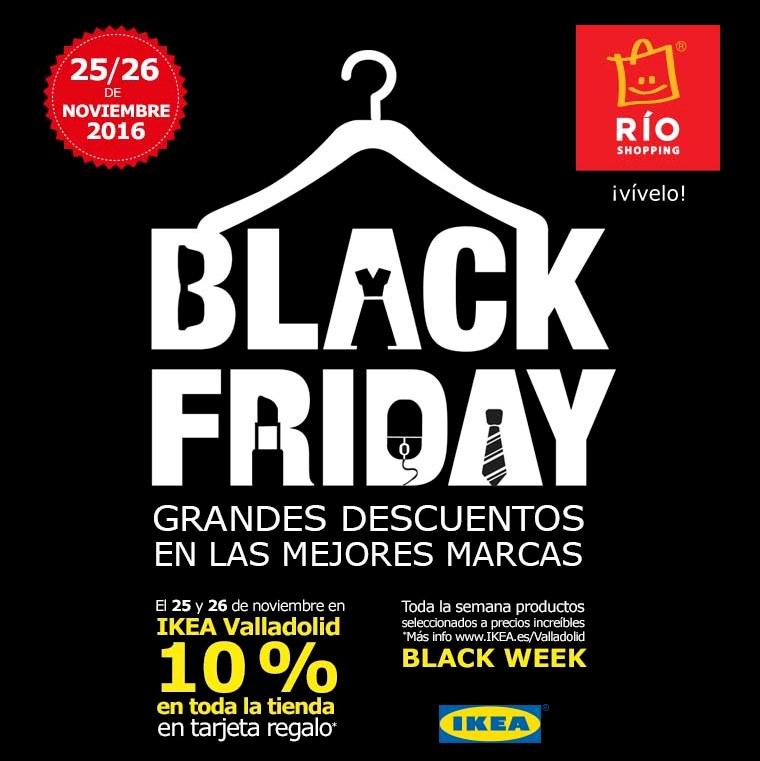 Tiendas Black Friday. RIO Shopping
