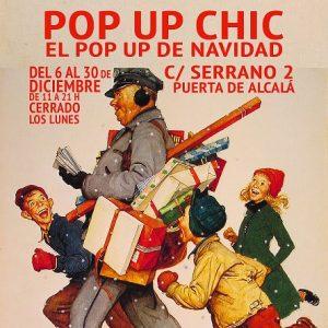 Mercadillo Navidad Chic Pop up