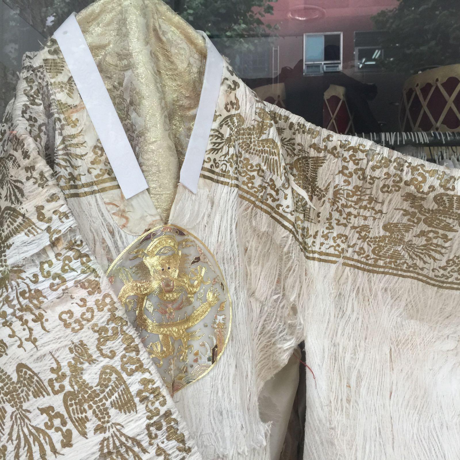 Compras en Seúl. Kimonos