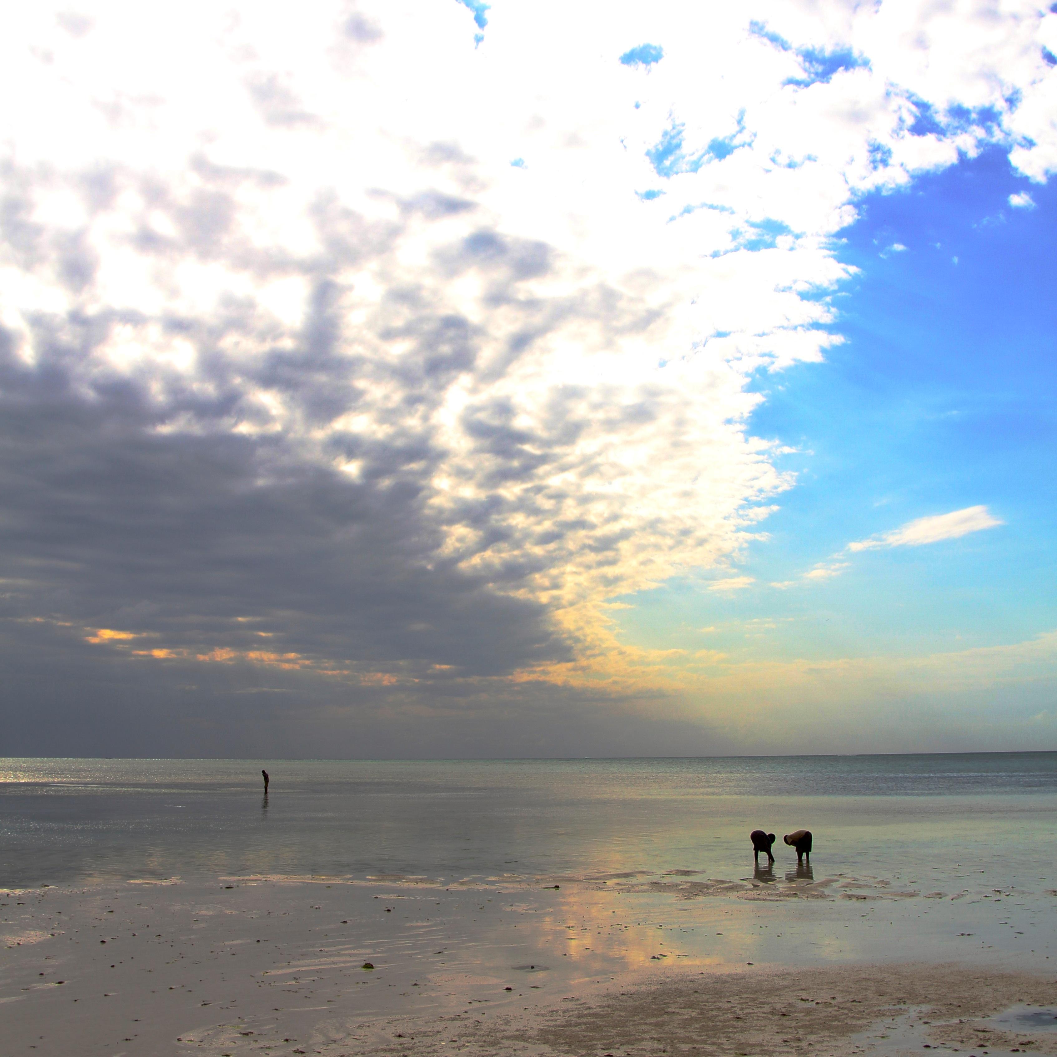 Curiosidades de Zanzíbar. puesta de sol