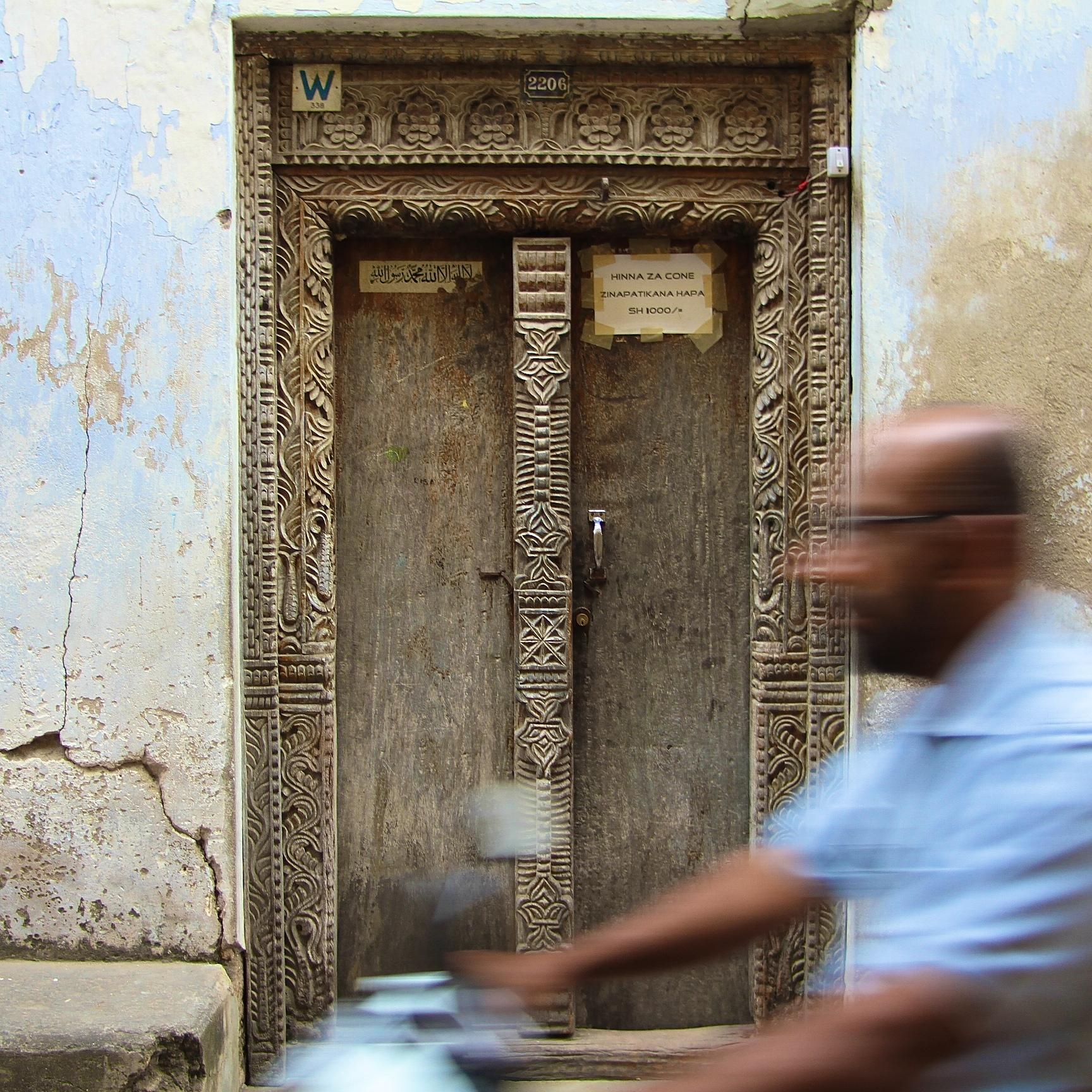 Puertas indias