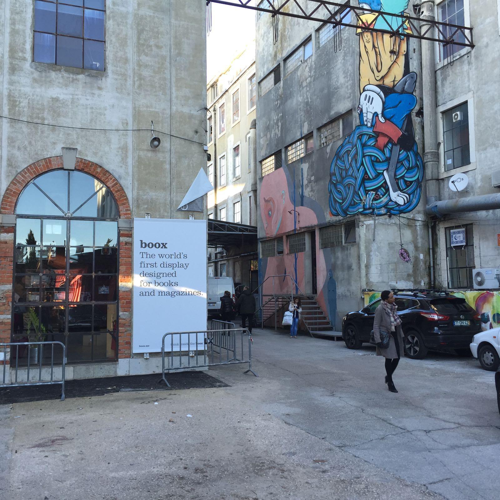 LX Factory, espacio cultural y de ocio