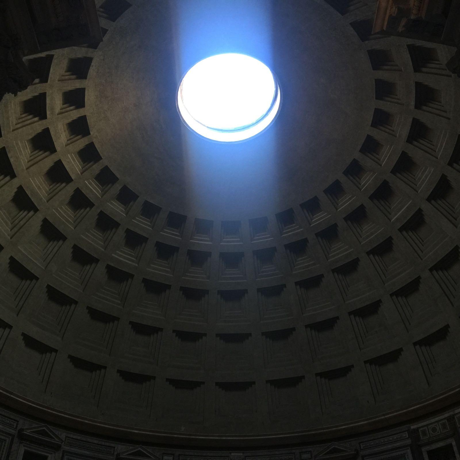 Escapada a Roma. Panteón