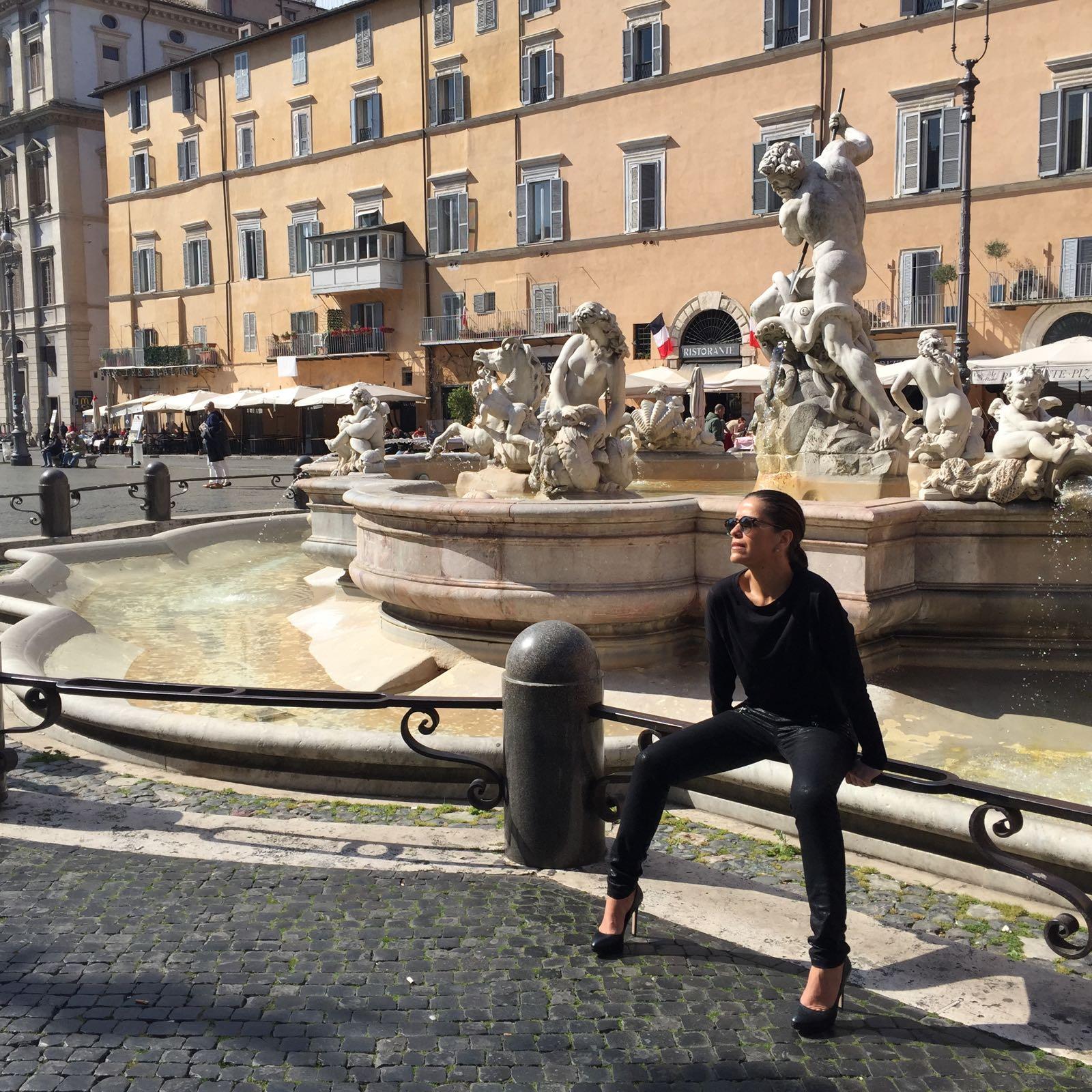 Escapada a Roma. Plaza Novona
