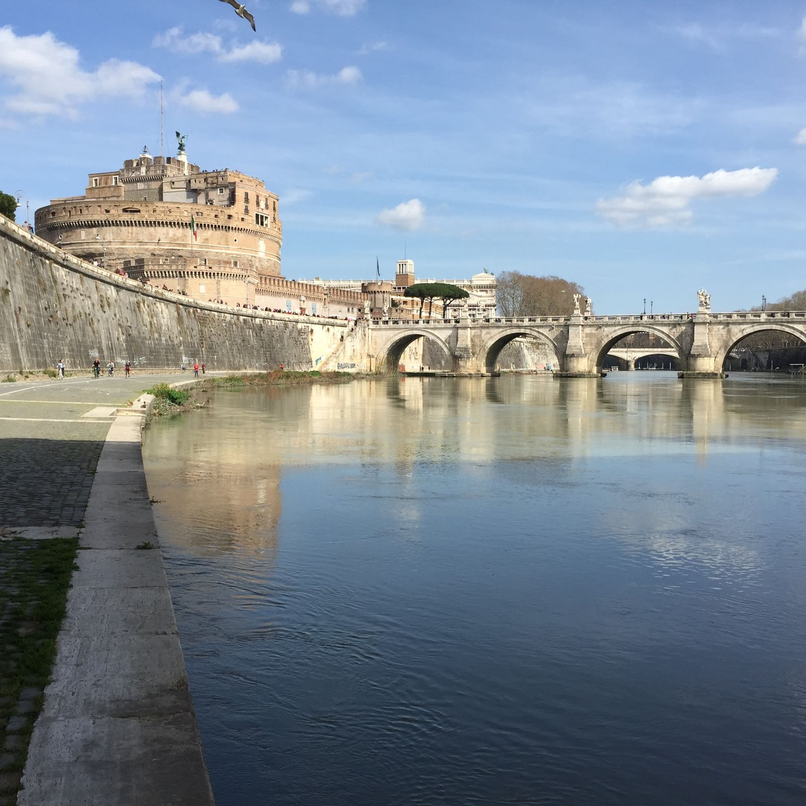 Escapada a Roma. Saint Angelo