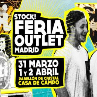 Feria outlet de Madrid