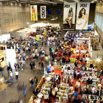 Feria outlet de Madrid en Casa de Campo