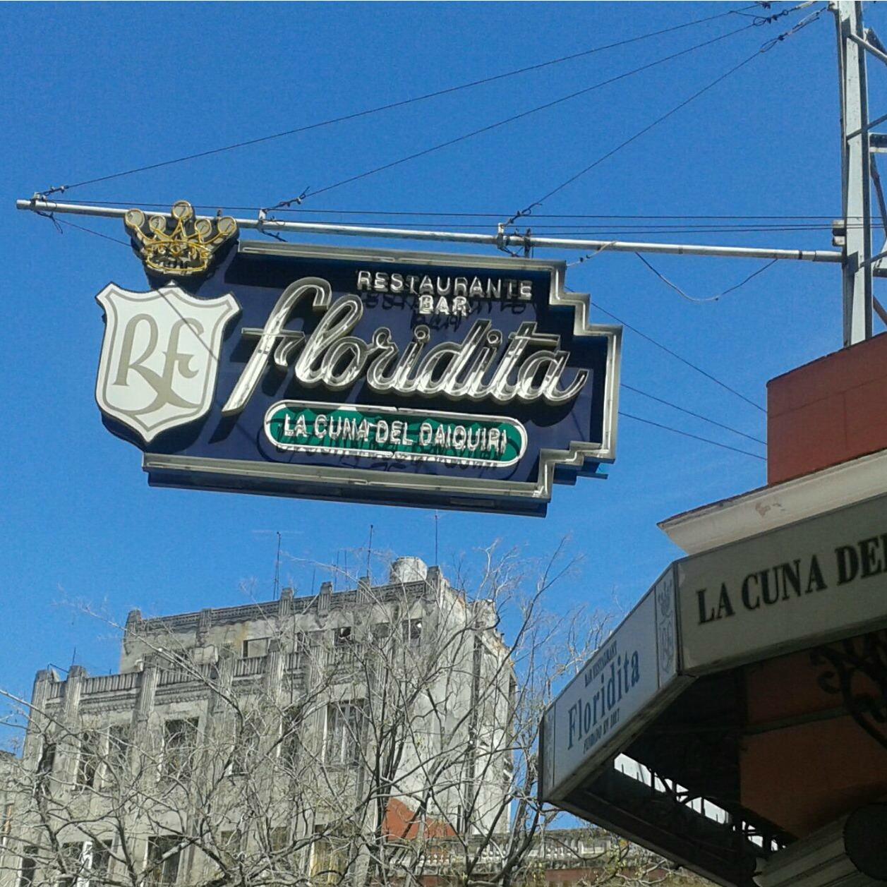 Consejos para viajar a La Habana. El Floridita