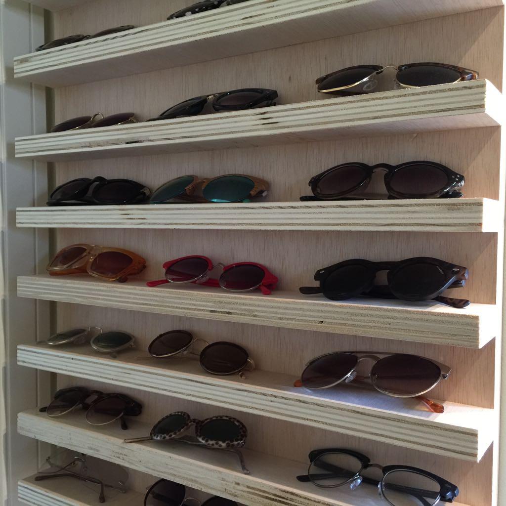 cambio armario. Gafas de sol