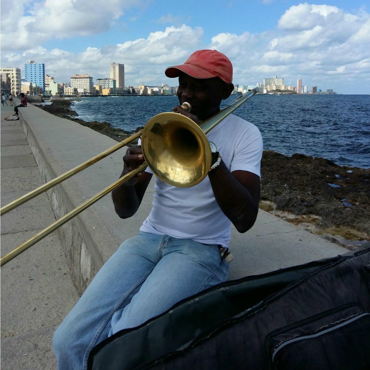 La Habana. conciertos callejeros