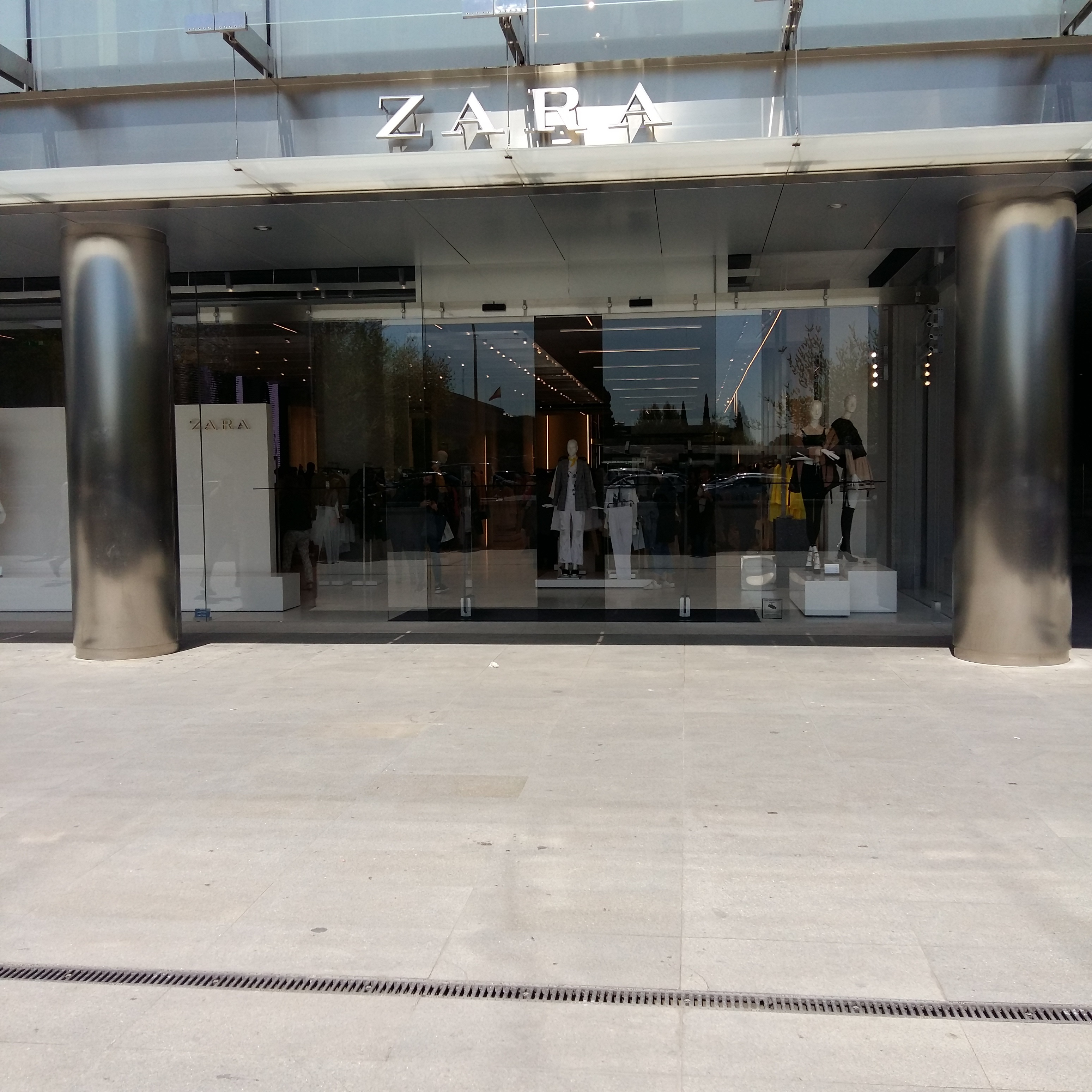 Zara Castellana, la tienda más grande