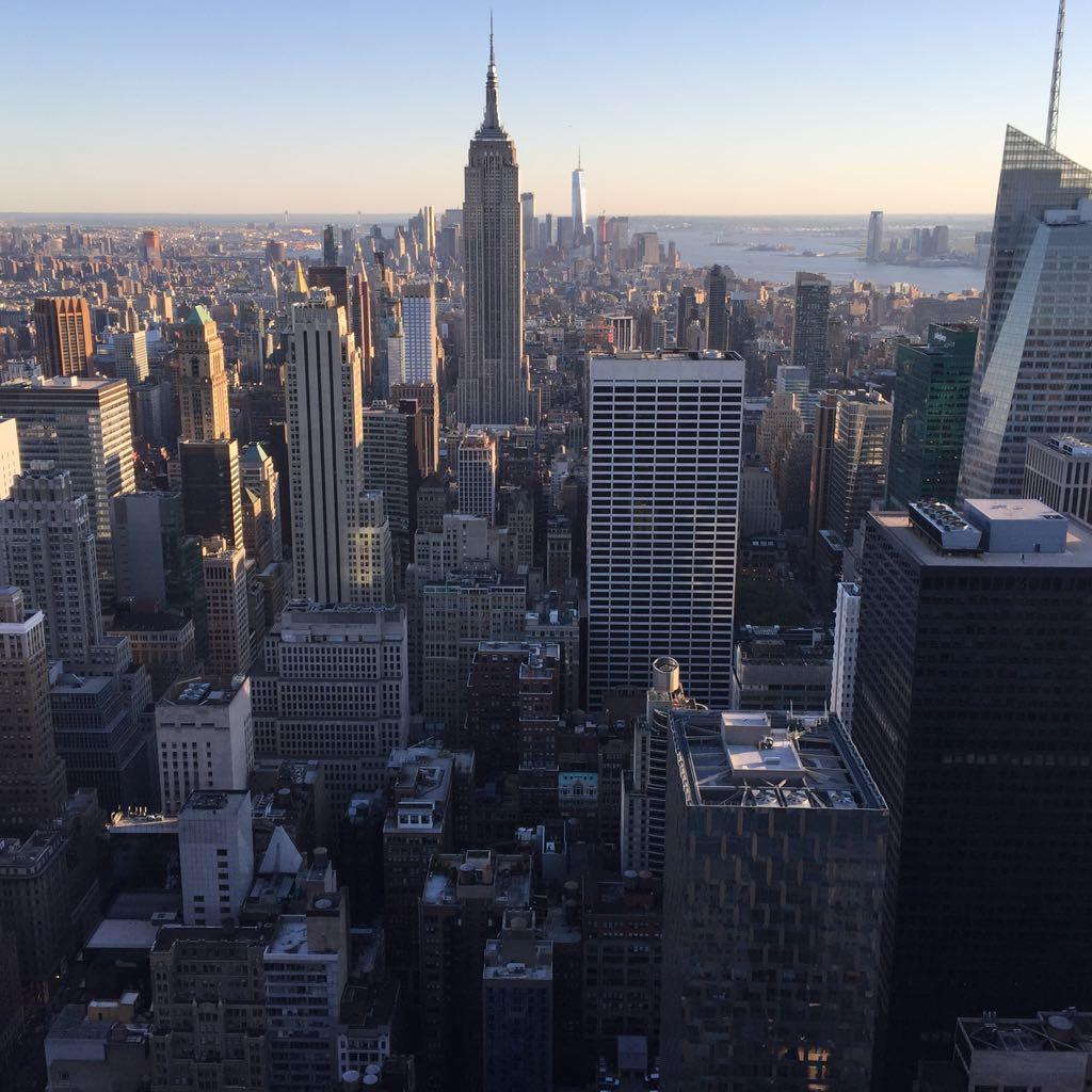 Turismo NY. vistas