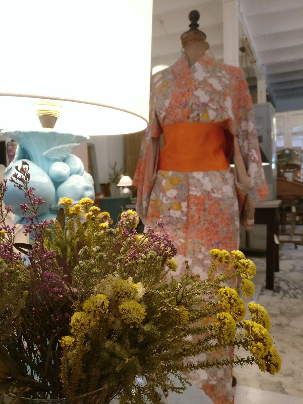 Tienda de kimonos en Madrid