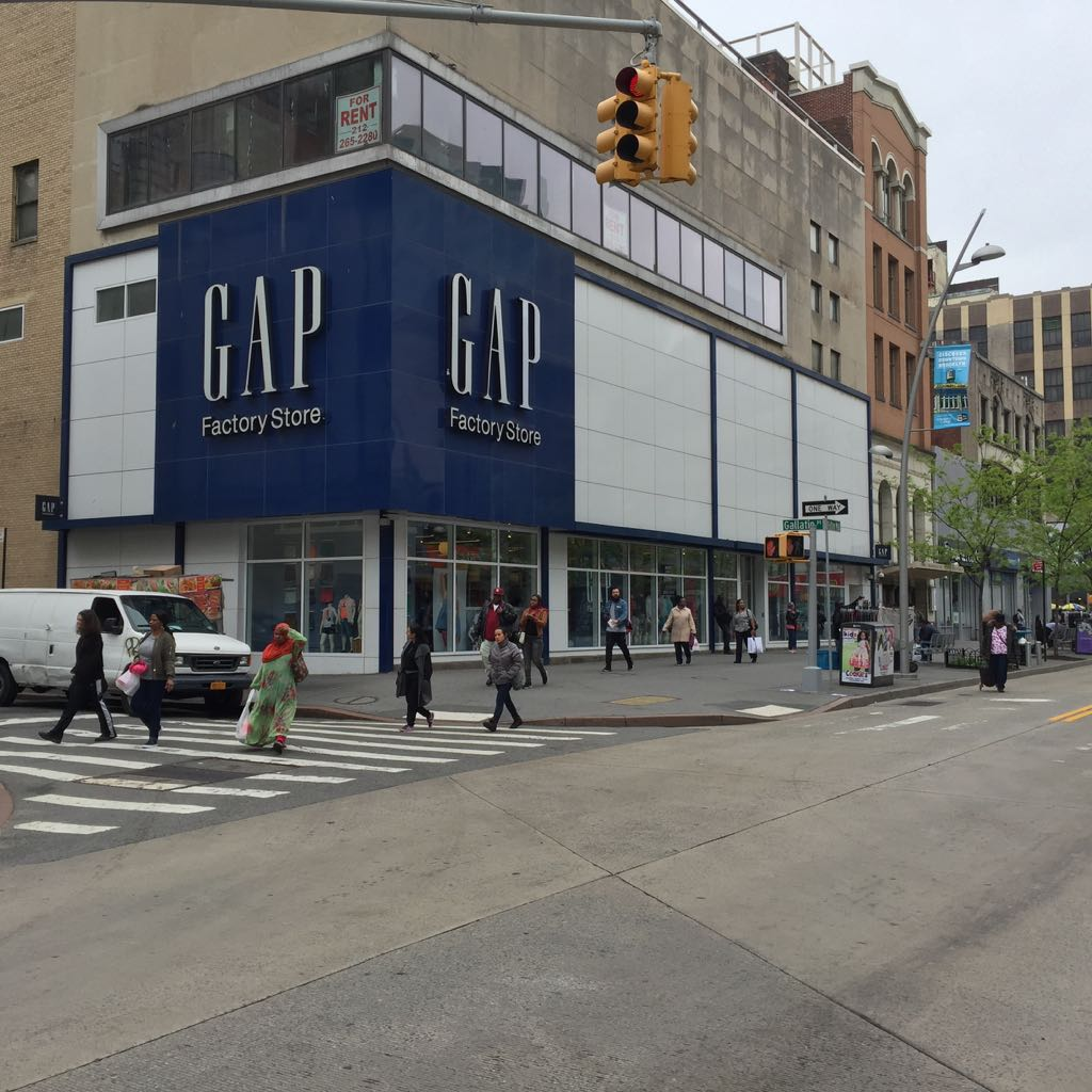 Compras Brooklyn outlets