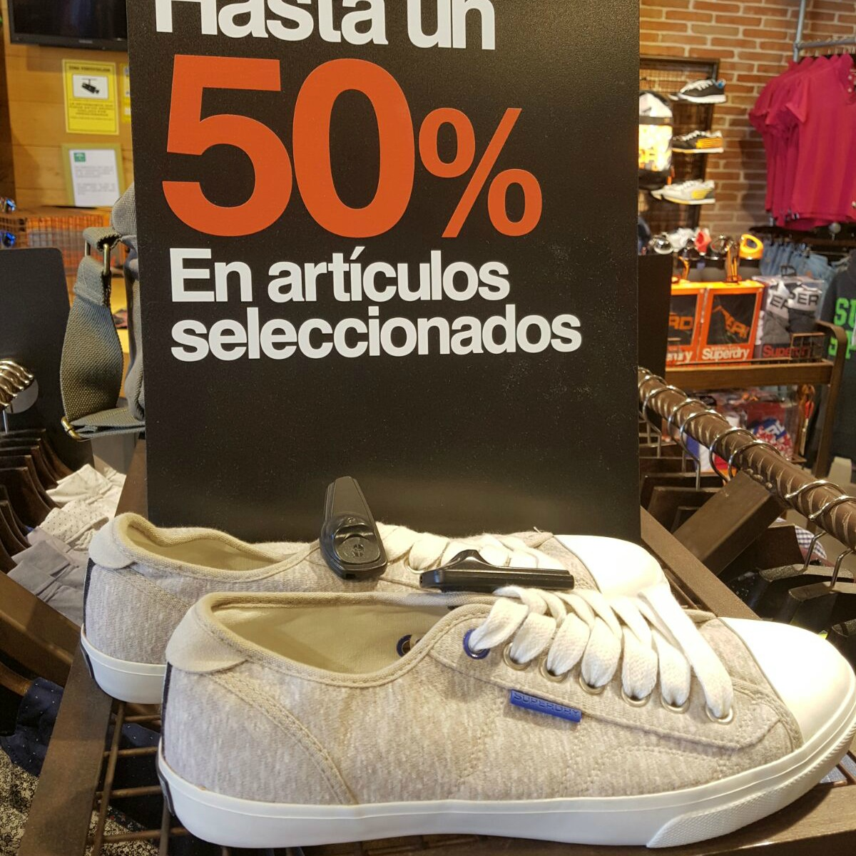 Rebajas Jerez. Luz Shopping