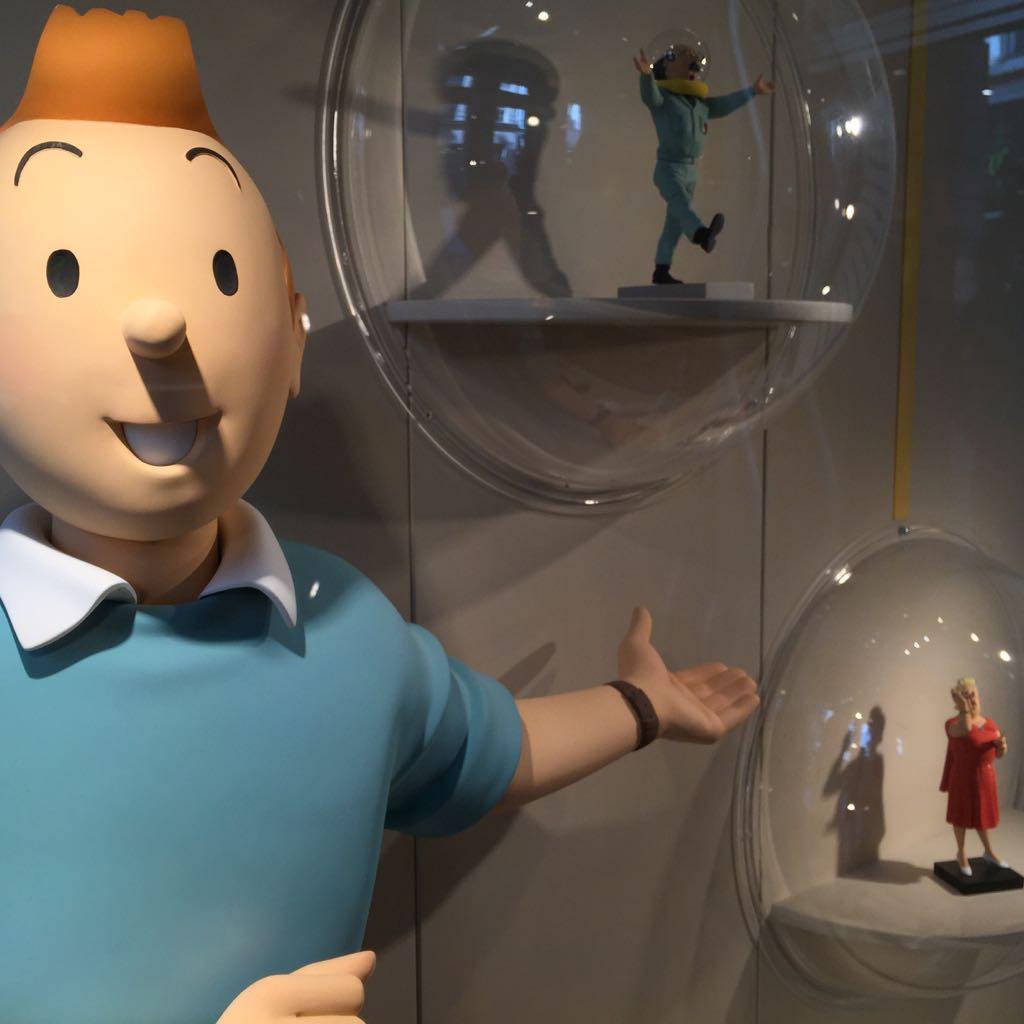Tienda de Tintin