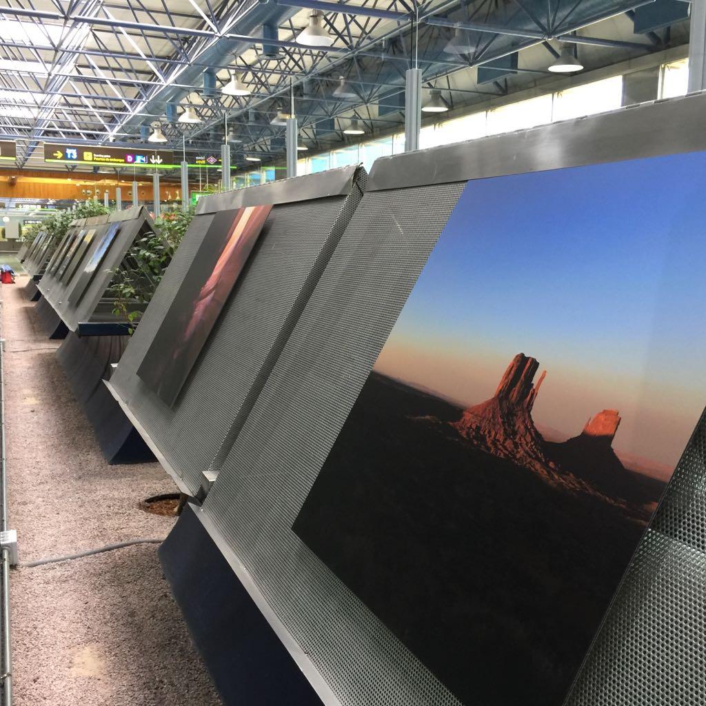 exposición fotos viajes