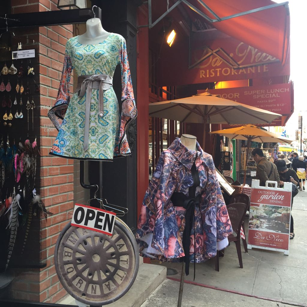 Ruta de tiendas imprescindibles en Nueva York