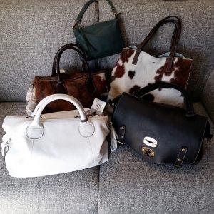 Comprar bolsos de piel en Ferrara