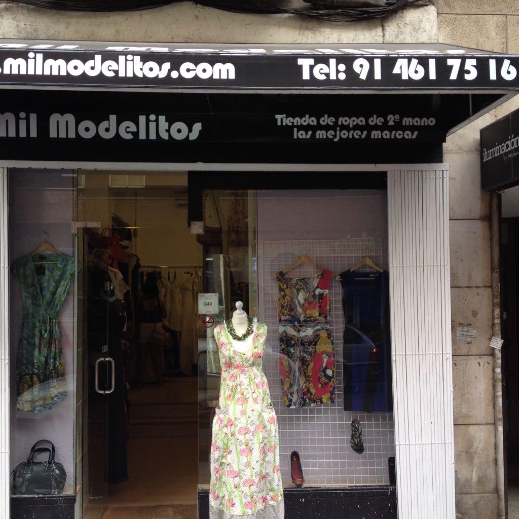 72830f7925d14 Tiendas donde comprar ropa de marca barata en Madrid. Ropa 2ª mano