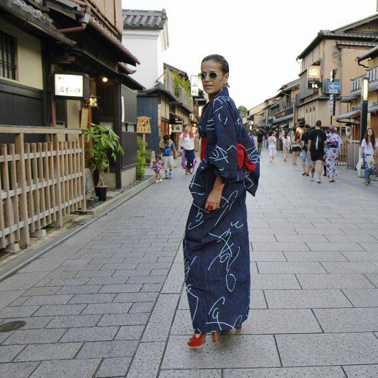 comprar kimonos en Madrid