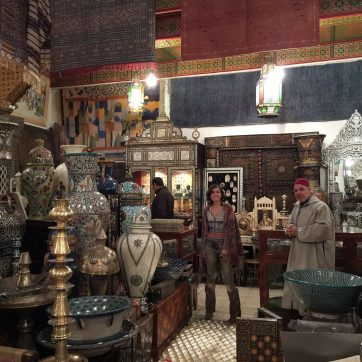 Cómo ubicarte en el zoco de Marrakech, Marruecos