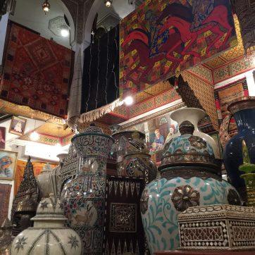 Qué comprar en el zoco de Marrakech