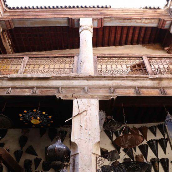 Regatear en el zoco de Marrakech