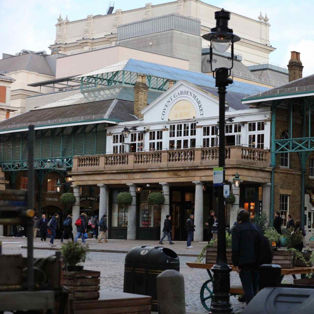 Covent Garden, Londres