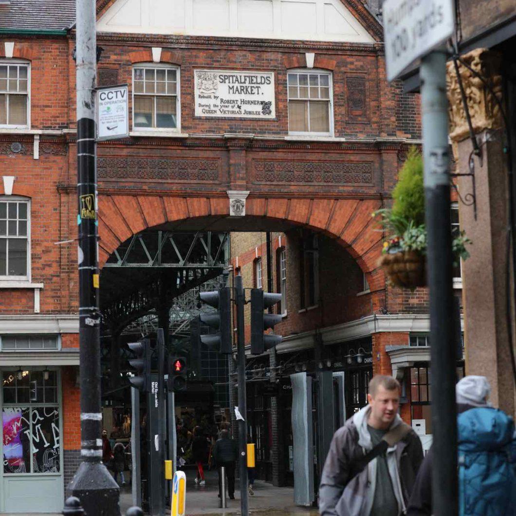 Old Spitalfields, Londres
