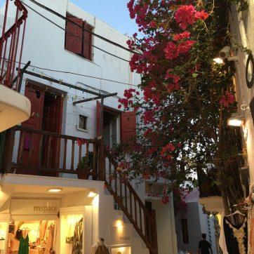 Arquitectura de Mykonos