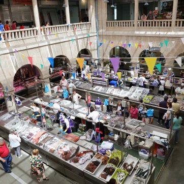 Mercado de Pontevedra