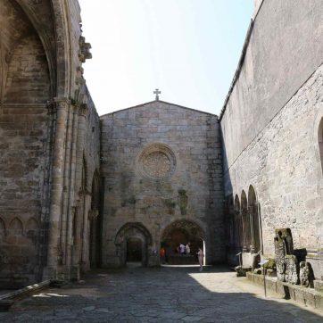 Convento de Santo Domingo en Pontevedra