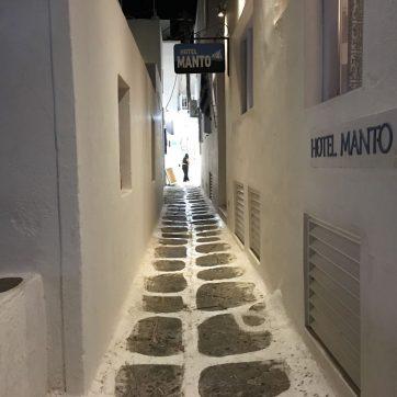 Hoteles en Mykonos town