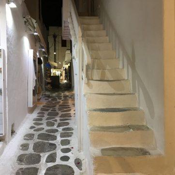 Qué ver en Mykonos: callejas